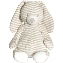 Teddykompaniet Cotton Cuties Kanin Beige