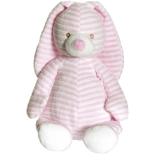Teddykompaniet Cotton Cuties Kanin Rosa