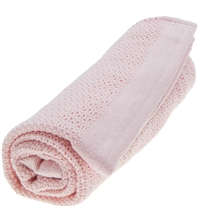 Vinter & Bloom Filt Soft Grid EKO Blossom Pink