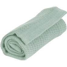 Vinter & Bloom Filt Soft Grid EKO Sage Green