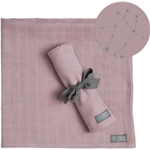 Vinter & Bloom Northern Lights Filt Muslin Pink