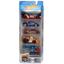 Hot Wheels Basic 5 pack