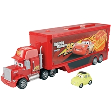 Cars 3 Travel Time Mac playset