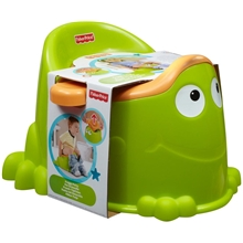 Fisher Price Gear Groda Potta