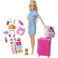 Barbie Travel Barbie