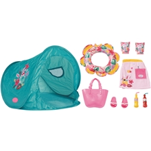 BABY born Holiday Strandset