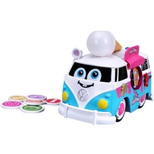 BB Junior VW Magic Ice Cream Bus